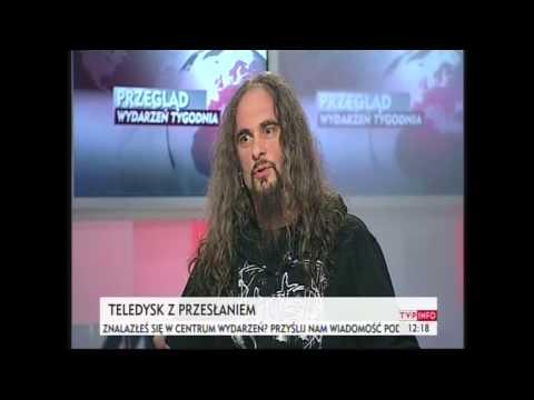 HUNTER w Przeglądzie Wydarzeń Tygodnia TVP INFO