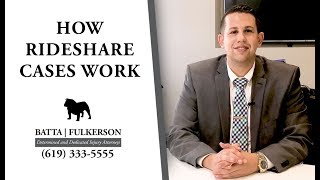 Batta Fulkerson: How Rideshare Cases Involving Uber and Lyft are Handled