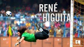 René Higuita ● El mejor portero de la Historia HD
