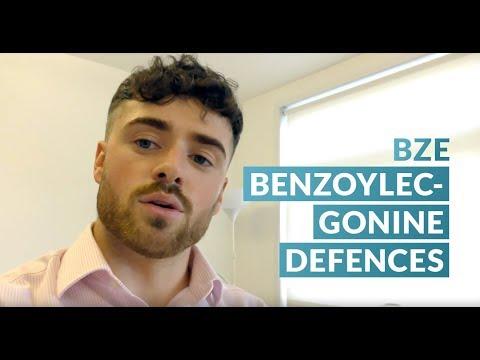 Defend a Benzoylecgonine Drug Driving Charge