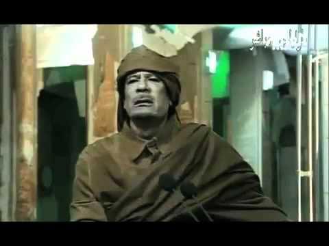 Discorso Gheddafi (traduzione) - Il Terzo Segreto di Satira