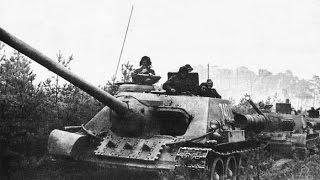Истребитель танков СУ 100