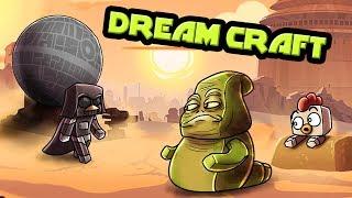 Minecraft | Star Wars Movie - WHO IS HIDING IN TATOOINE? (Dream Craft)