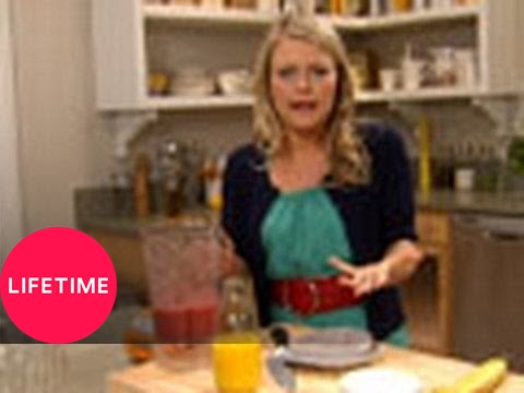 Cook Yourself Thin Recipes: How To Make A Quick Delicious Healthy Smoothie | Lifetime