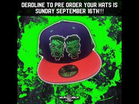 Reserve your Twiztid Series 3 New Era Hats before Sunday! (Majik Ninja  Entertainment- HOK - MNE) 42cbd7ec945
