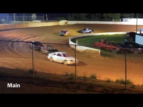 4/20/19 Powder Puff East Lincoln Speedway