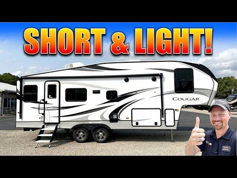 Download Shorter Easy Length!! 2022 Cougar 24RDS