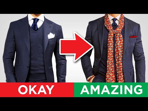 Ordinary BOY To Extraordinary MAN (10 Quick Style Upgrades)