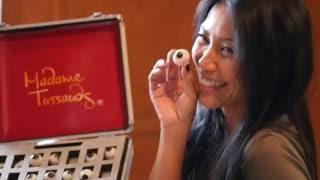 Anggun joins the ranks of World Class Artists at Madame Tussauds