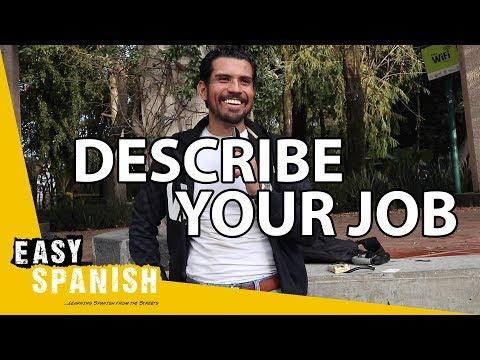 Tiếng Tây Ban Nha bài 6: Tôi là sinh viên