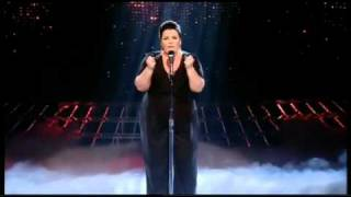 The X Factor - Mary Byrne - You Don't Have To Say You Love Me - Live Shows Episode 2 (16/10/10)