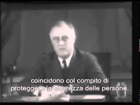 Roosevelt e il new deal