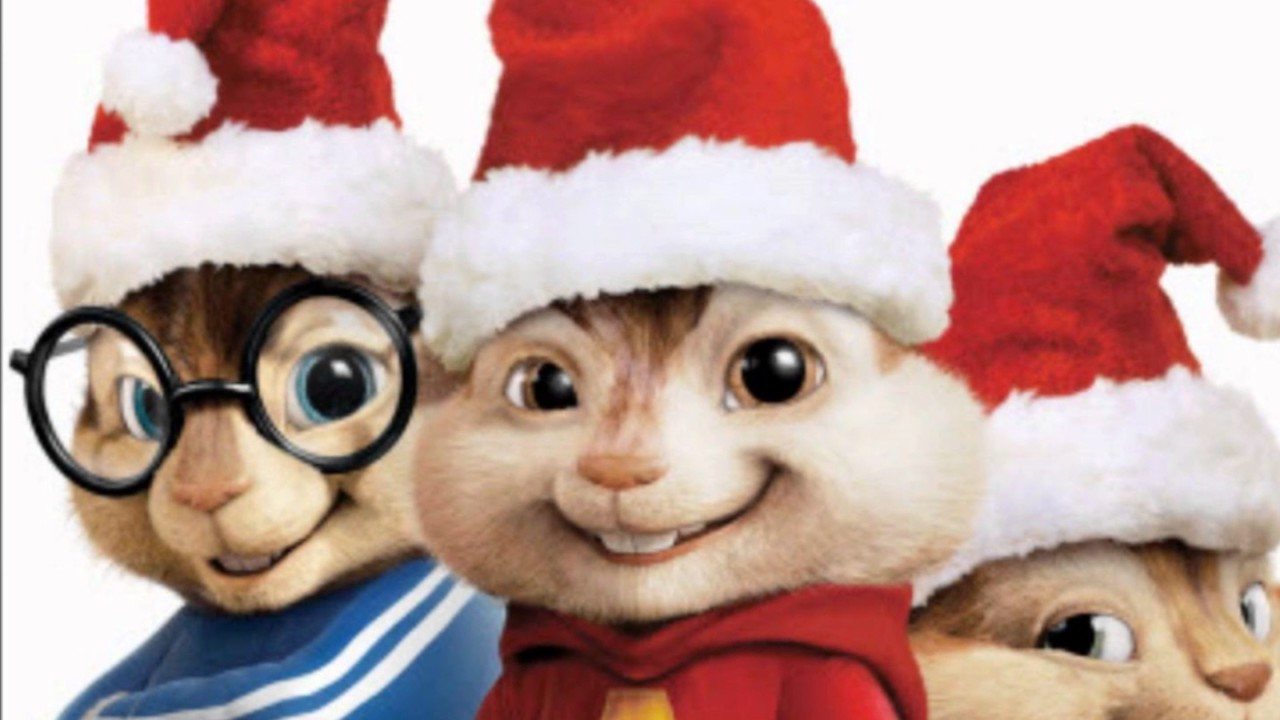 Alvin And The Chipmunks Christmas.Alvin And The Chipmunks Christmas Don T Be Late
