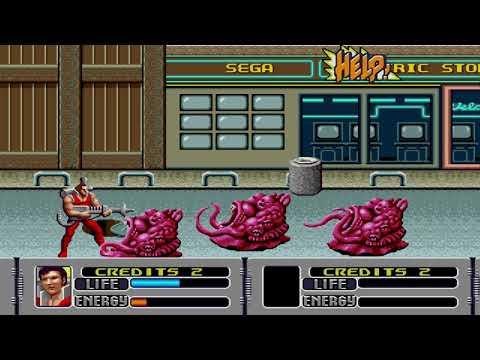 Alien Storm - SEGA Mega Drive Classics - MEGADRIVE - XBOXONEX - SUPERMEGALANDIA thumbnail