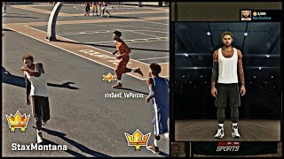 NBA 2K15 MyPARK Live Stream ! - Getting Buckets With Subscribers !