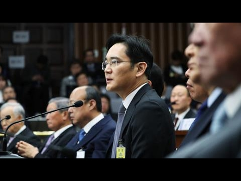 Corruption Probe Encircles Samsung Heir Lee Jae-yong