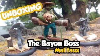 #049 - Unboxing THE BAYOU BOSS