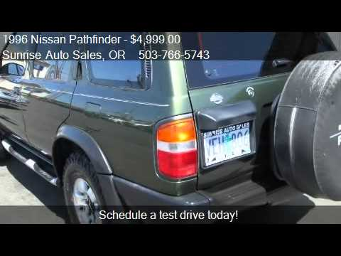 1996-nissan-pathfinder-le---for-sale-in-portland,-or-97220
