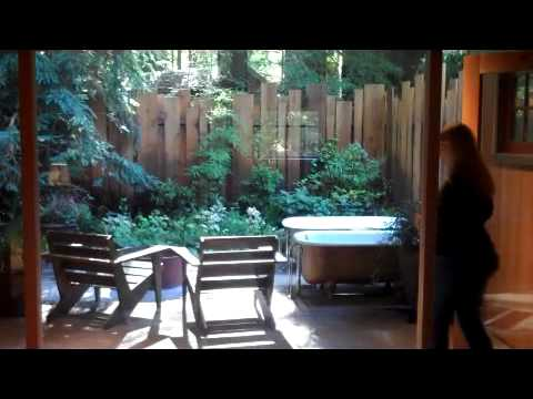 SF Trip Day 3 (Glen Oaks Big Sur Cabin)
