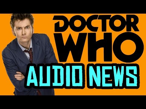 Doctor Who - The 10th Doctor & Rose Tyler Return for Big Finish Audios!