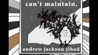 Watch Andrew Jackson Jihad White Face Black Eyes video
