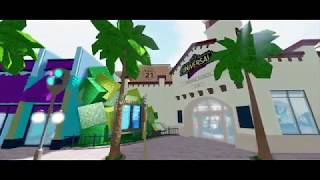 Universal Studios Roblox Channel Trailer