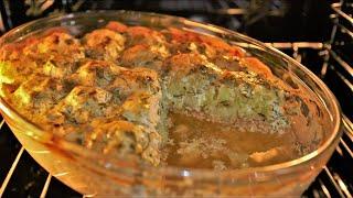Запеканка из цветной капусты с фаршем в духовке 19