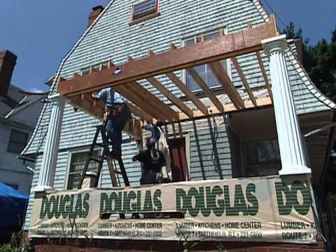 How to Paint a House - Historic Home Renovation Providence, RI - Bob Vila eps.2210