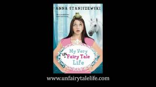 Book Trailer for MY VERY UNFAIRY TALE LIFE