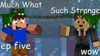 Minecraft: Much What, Such Strange Mods Ep. 5 - Velocity Raptor
