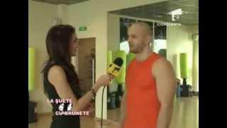 Fitness cu Alexandra @ Material La Suete cu Brunete