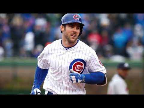 Cubs 2016 Walk up songs