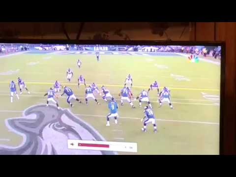 Phili Special Ran Against Falcons As Nick Foles Makes Catch For 1st Down