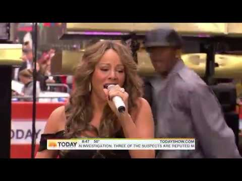 Mariah Carey - Obsessed: Live on Today Show (Mic Feed/Isolated Vocals)