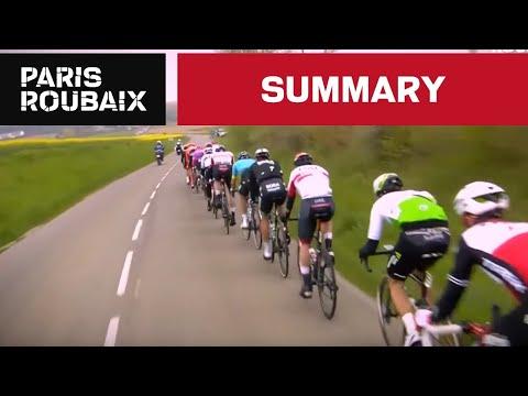 Summary – Paris-Roubaix 2019