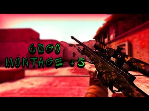 CSGO Montage - Hail to the King