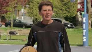 angry eastern european basketball player