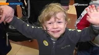 """Около ста тысяч детей Донбасса принимают участие в акции """"Ринат Ахметов-детям"""""""