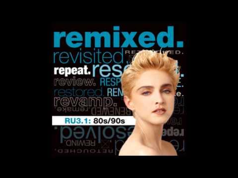 Madonna  Justify My Love CoSmik Remix