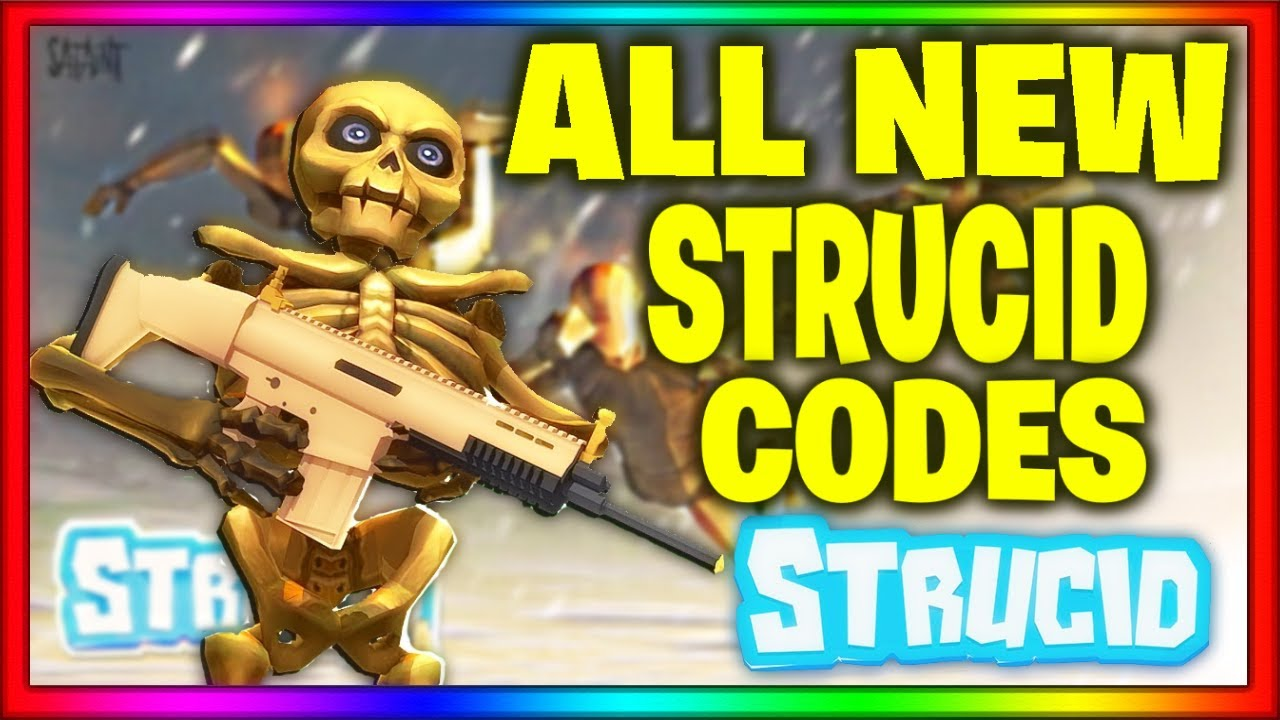 New Codes For STRUCID - 2019/Sept-Oct\Hurry - YouTube