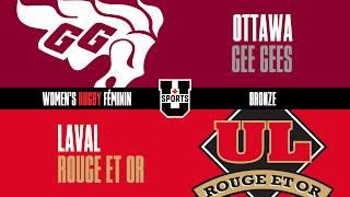 RECAP BRONZE:  Laval 19 vs Ottawa 20 - Nov. 4, 2018