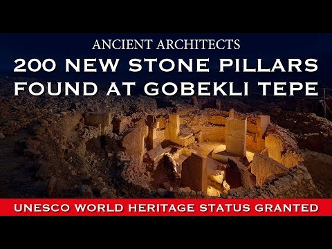 200 New Stone Pillars Discovered at Gobekli Tepe | Ancient Architects