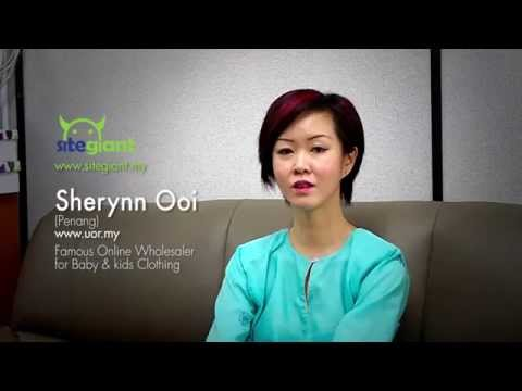 SiteGiant / UOR - How a mother of 2 build up her online empire from scratch