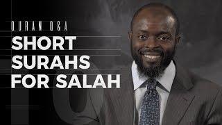 Download lagu Short Surahs for Salah Quran QA Abdullah Oduro MP3