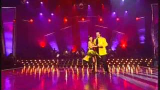 Peter Lucas - Dancing With the Stars - Jive