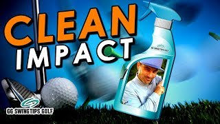 Make CLEAN Impact At Will - Golf Swing Drills