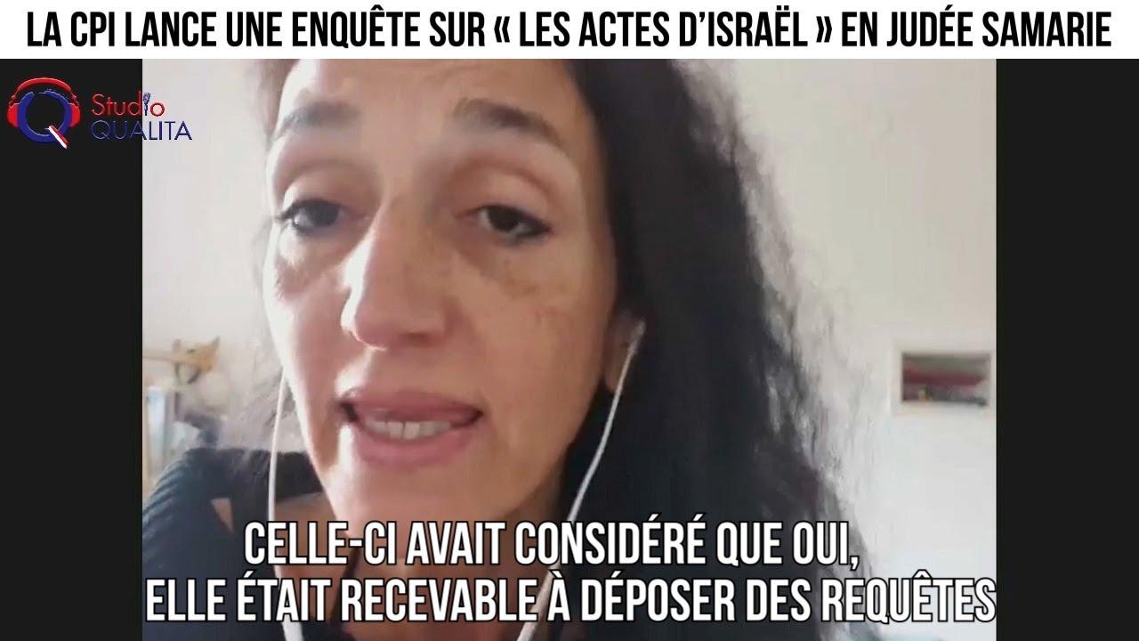 La CPI lance une enquête sur « les actes d'Israël » en Judée Samarie - L'invité du 3 mars 2021