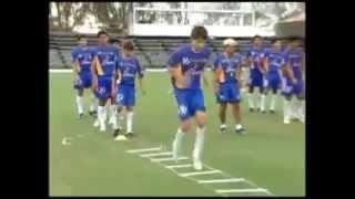 Ejercicios de Coordinacion Futbol