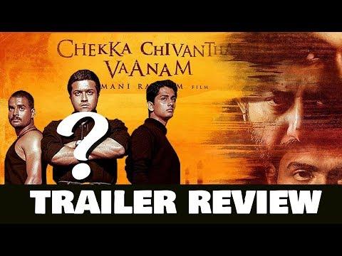 CHEKKA CHIVANTHA VAANAM Trailer Review   Chekka Sevantha Vaanam Breakdown   Mani Ratnam