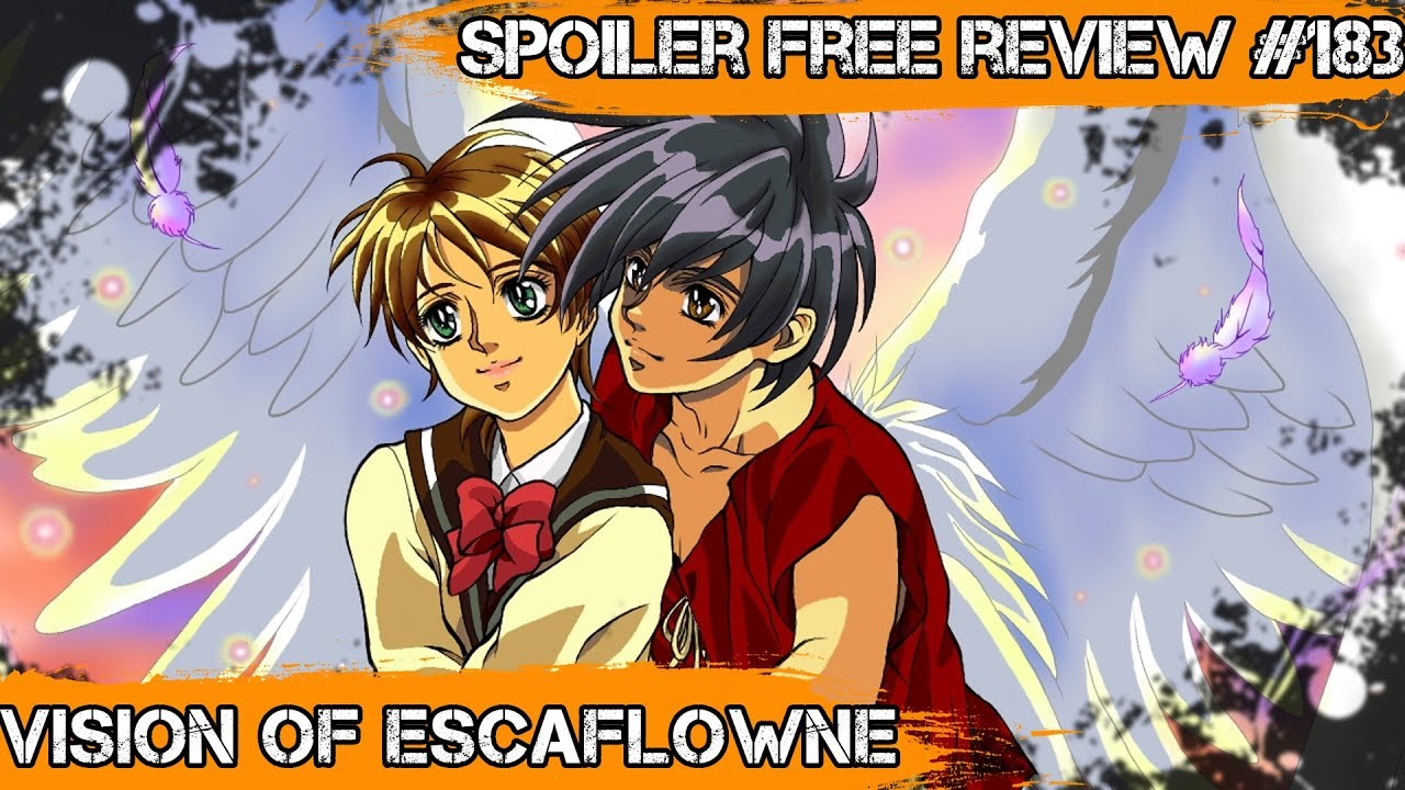 The Vision Of Escaflowne Anime Review